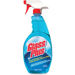 Glass Plus Glass Cleaner, 32 Ounce