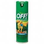OFF! Aerosol with 25% DEET, 6 Ounces