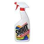 Shout Laundry Stain Treatment, Pleasant Scent, Trigger Spray Bottle, 22oz