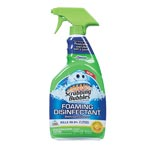Scrubbing Bubbles Foaming Disinfectant Bathroom Cleaner, Spray Bottle, 32oz, Clear
