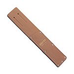 "Dexter-Russell Leather Sheath, 6"" Produce Knives, Leather, Brown"
