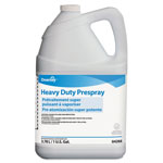 Diversey Carpet Cleanser Heavy-Duty Prespray, 1gal Bottle, Fruity Scent