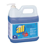 Diversey 2 Gallon Liquid Laundry Detergent w/Pump