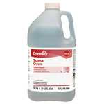 Diversey Suma Oven D9.6 Oven Cleaner, Unscented, 1gal Bottle