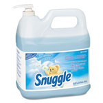 Snuggle Liquid Fabric Softener, Blue Sparkle, Floral Scent, 2 gal Bottle, 2/Carton