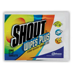 Shout Wipes Plus Stain Treater Towelettes