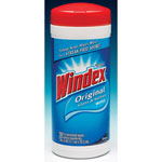 Windex® Disinfecting Wipes, Case of 9