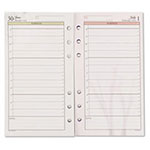 At-A-Glance Express Daily Running Mate Planning Pages Refill, 3-3/4 x 6-3/4, Nature Theme