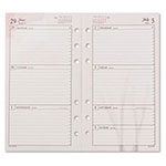 At-A-Glance Express Weekly Running Mate Planning Pages Refill, 3-3/4 x 6-3/4, Nature Theme