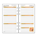 At-A-Glance Express Weekly Running Mate Planning Pages Refill, 3-3/4 x 6-3/4, Inspired Theme