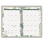 "Day Runner Recycled Botanique Weekly/Monthly Planner, Design, 5 1/2"" x 8 1/2"""