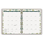 "Day Runner Recycled Botanique Weekly/Monthly Planner, Design, 8 1/2"" x 11"""