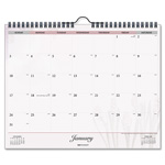 "Day Runner Mthly Wall Board Calendar, 12Mths Jan-Dec, 12""x15"", WE"