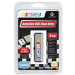 Centon DataStick NASCAR Slide - USB Flash Drive - 4 GB