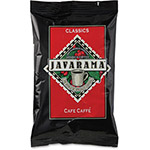 Javarama Javarma Cafe Caffe, 24/2oz., 24/CT, Red/Black