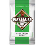 Javarama Decaf Signature Blend, 24/2oz., 24/CT