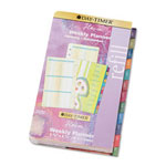 Daytimer Dated Two-Page-Per-Week Organizer Refill, 3-3/4 x 6-3/4