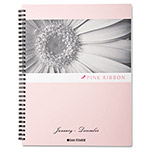 Daytimer Pink Ribbon Daily Planner Refill, 8-1/2 x 11, 2016