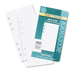 Daytimer Loose-Leaf Lined Pages, 3 3/4 x 6 3/4