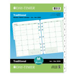 "Daytimer Calendar Refill, Jan. Dec., 2 PPM, Folio, 8 1/2""x11"""