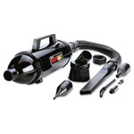Data-Vac Handheld Steel Vacuum/Blower with Accessories, 12' Cord, .5 HP Motor, 16 x 4