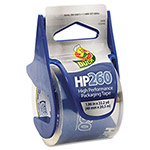 "Manco HP260 Packaging Tape w/Dispenser, 1.88"" x 22.2 yds, Clear"