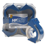 "Henkel Consumer Adhesives HP260 Packaging Tape with Dispenser, 3"" Core, 3.1 mils, 4/Pack"