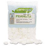 Henkel Consumer Adhesives White Biodegradable Peanuts, .33 Cubic Feet, Static Free