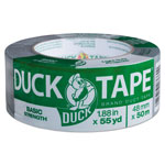 "Duck® Utility Grade Tape, 1.88"" x 55 yards, 3"" Core, Gray"