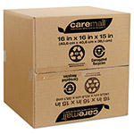 "Henkel Consumer Adhesives Brown Box, Recycled, 16"" x 16"" x 15"""