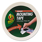 "Manco Permanent Foam Mounting Tape, 3/4"" x 36yds."