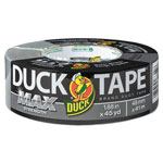 "ShurTech Brands LLC Maximum Strength Duct Tape, 11.5mil, 1.88"" x 45yd, 3"" Core, Silver"