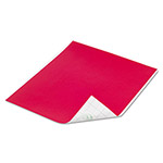 Duck® Tape Sheets, Red, 6/Pack