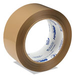 "Manco High Performance Carton Sealing Tape, 2"" x 60 Yards, 3"" Core, Tan, 1 Roll"