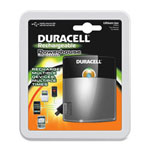 Duracell Lithium Charger, Powerhouse, 35hrs Backup Pwr, BK/GD