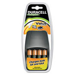 Durable Durable Value Charger, 4 Rechargeable AA NiMH Batteries