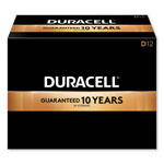 Duracell MN1300 Coppertop® 1.5V Alkaline Batteries, D