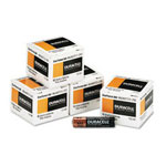 Duracell MN2400TC12 Coppertop 1.5V Alkaline Batteries, Reclosable Package, AAA