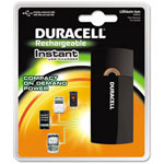 Duracell Instant Charger, Universal Cable w/USB & Mini-USB