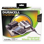 Duracell myGrid Charger Pad Cell Phone Starter Kit
