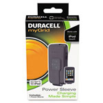 Duracell myGrid Apple iPod Touch Power Sleeve