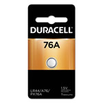 Duracell Alkaline Medical Battery, 76A, 1.5V