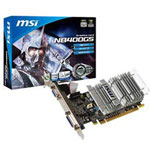 MSI N8400GS-D1GD3H/LP - Graphics Adapter - GF 8400 GS - 1 GB