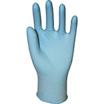 DiversaMed Latex EMS Gloves, Large, 14mil, 50/BX, Blue