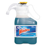 Windex Ultra Concentrated Multi-Surface Cleaner with Ammonia-D, 1.4 L Bottle, 2/Carton