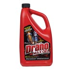 Drano Pro Strength Max Gel, 2.3L, Red