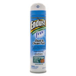 Diversey Endust Free Hypo-Allergenic Dusting and Cleaning Spray, 10 oz Aerosol, 6/CT