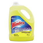 Windex Multi-Surface Disinfectant Cleaner, Citrus, 1 gal Bottle