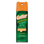 Diversey Cutter Backwoods Insect Repellent Spray, 6 oz. Aerosol, 12/CT