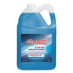 Diversey Glance Powerized Glass & Surface Cleaner, Liquid, 1 Gallon, 2/Carton